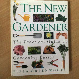 Other - Gardening Book-The New Gardener Gardening Basics